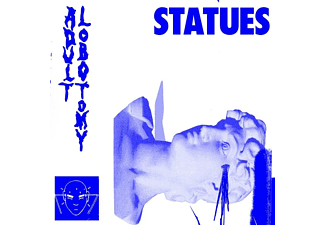 The Statues - Adult Lobotomy - (CD)