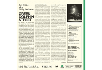 Bill Evans - Green Dolphin Street (Ltd.180g Farbiges Vinyl) - (Vinyl)