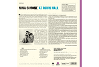 Nina Simone - At Town Hall (Ltd.180g Farbiges Vinyl) [Vinyl]
