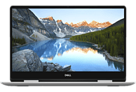 DELL Inspiron 15 7586, Convertible mit 15.6 Zoll Display, Core™ i5 Prozessor, 16 GB RAM, 512 GB SSD, GeForce® MX150, Platin/Silber