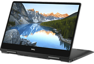 DELL Inspiron 13 7386, Convertible mit 13.3 Zoll Display, Core™ i7 Prozessor, 16 GB RAM, 512 GB SSD, Intel® UHD-Grafik 620, Schwarz