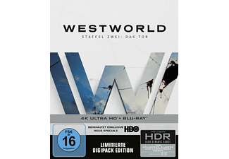 Westworld: Die komplette 2. Staffel - (4K Ultra HD Blu-ray)
