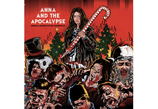 VARIOUS - Anna And The Apocalypse - (CD)