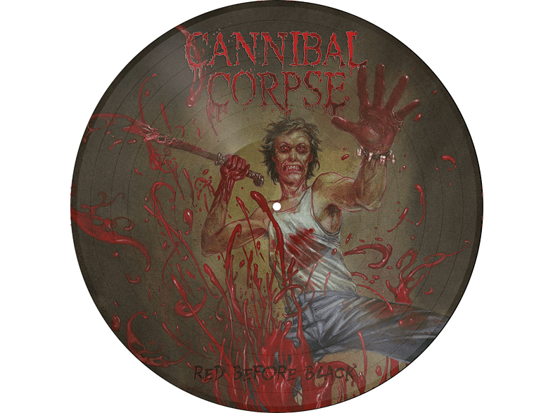 Cannibal Corpse - Red Before Black [Vinyl]