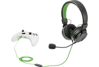 SNAKEBYTE Head Set X - Headset für XBOX One - 3.5 mm Klinkenstecker , Gaming Headset, Schwarz/Grün