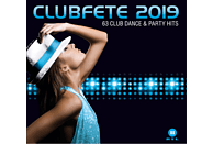 VARIOUS - Clubfete 2019 (63 Club Dance & Party Hits) [CD]