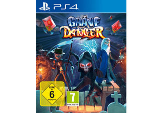 Grave Danger - PlayStation 4