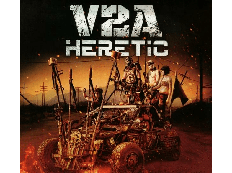 V2a - Heretic [CD]