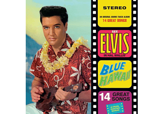 Elvis Presley - Blue Hawaii (Ltd.180g Farbiges Vinyl) - (Vinyl)