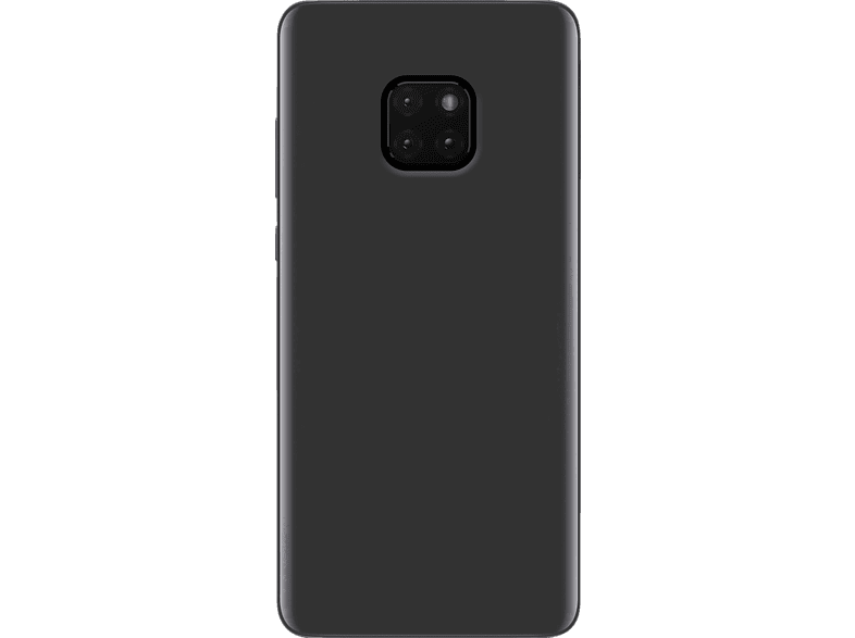 PURO Nude , Backcover, Huawei, Mate 20 Pro, Thermoplastisches Polyurethan, Transparent