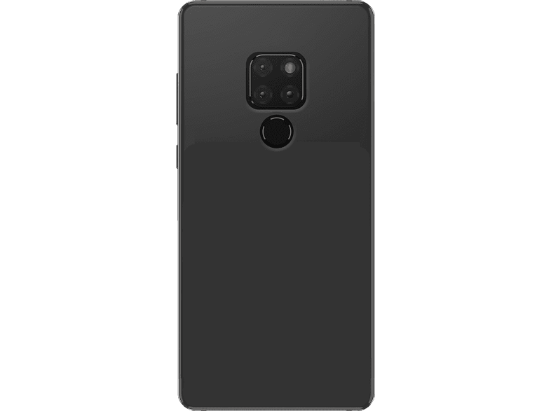 PURO Nude , Backcover, Huawei, Mate 20, Thermoplastisches Polyurethan, Transparent