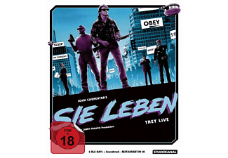 Sie Leben/Limited Soundtrack Edition - (Blu-ray)
