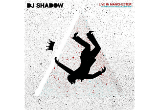Dj Shadow - Live In Manchester: the Mountain Has Fallen Tour LP
