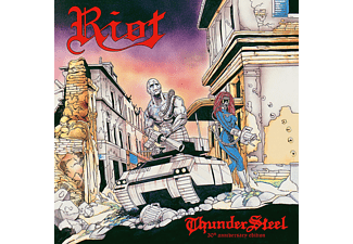 Riot - Thundersteel (30th Anniversary Edition) - (Vinyl)