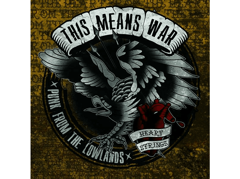 This Means War - Heartstrings [CD]