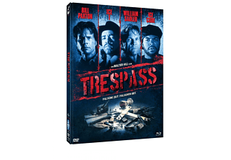 TRESPASS (1992) (MEDIABOOK A/+DVD) - (Blu-ray)