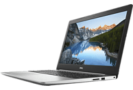 DELL Inspiron 15 5570, Notebook, Pentium® Gold Prozessor, 4 GB RAM, 1 TB HDD, Intel® HD-Grafik 610, Platin/Silber