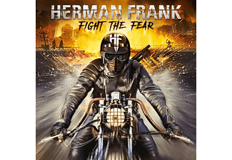 Herman Frank - Fight The Fear (Gtf.Black 2-Vinyl) - (Vinyl)