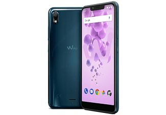 "Móvil - Wiko View2 Go, 5.93"" HD+, Octa-Core, 3 GB RAM, 32 GB, Azul"
