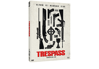 TRESPASS (1992) (MEDIABOOK C/+DVD) - (Blu-ray)