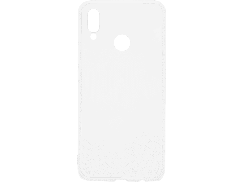 V-DESIGN PIC 204 , Backcover, HUAWEI, HU P SMART PLUS, Thermoplastisches Polyurethan, Transparent
