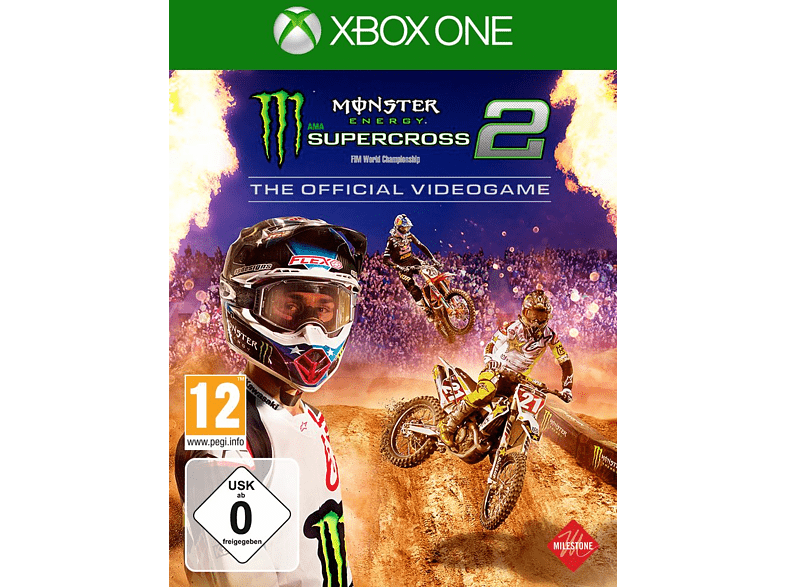 Monster Energy Supercross - The Official Videogame 2 [Xbox One]