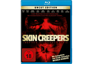 Skin Creepers Uncut Edition Horror Blu-ray