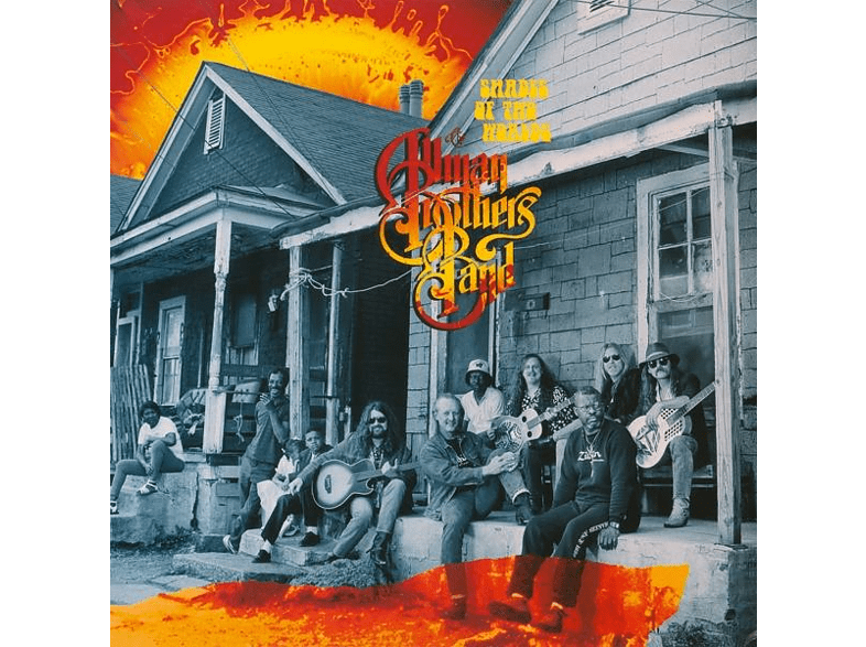 The Allman Brothers Band - Shades Of Two Worlds [Vinyl]