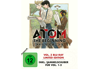 Atom the Beginning Vol.3+Sammelschuber (Limited - (Blu-ray)
