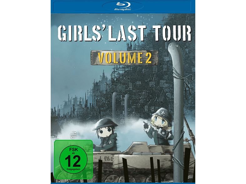 Girls' Last Tour - Vol. 2 [Blu-ray]