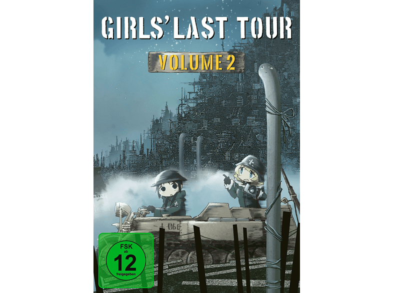 Girls' Last Tour - Vol. 2 [DVD]
