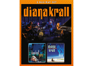 Diana Krall Live In Paris & Live In Rio (Bluray) Jazz/Blues Blu-ray