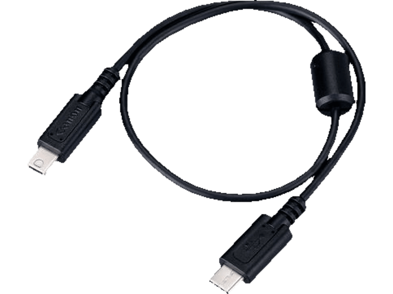 CANON Interface Cable IFC-40AB III USB-Kabel, Schwarz