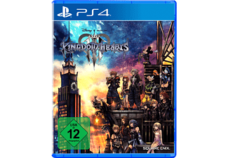 KINGDOM HEARTS III (DELUXE EDITION) - PlayStation 4