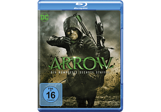 Arrow - Season 6 - (Blu-ray)