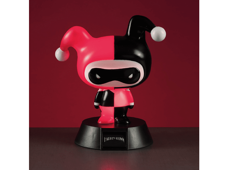 PALADONE PRODUCTS Harley Quinn 3D Charakter Lampe