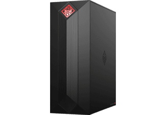 HP OMEN Obelisk 875-0000nv Ryzen 7-2700 / 16GB / 128GB SSD / 2TB HDD / GeForce GTX 1050 Ti 4GB