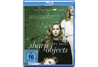 SHARP OBJECTS - (Blu-ray)