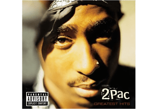 2 PAC - Greatest Hits LP