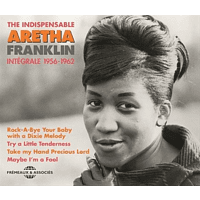 Aretha Franklin - The Indispensable (Inetgrale1956-1962) [CD]