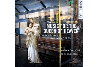 Rory/marian Consort Mccleery - Music for the Queen of Heaven - (CD)