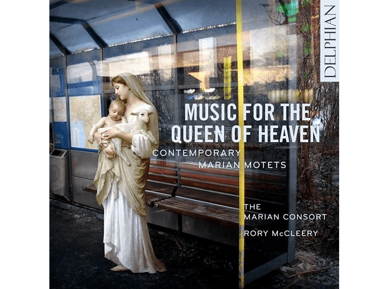 Rory/marian Consort Mccleery - Music for the Queen of Heaven [CD]