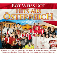 VARIOUS - Hits Aus Osterreich - Rot Weib Rot [CD]