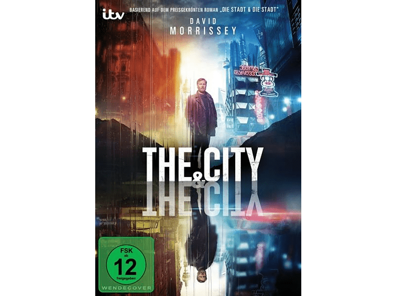The City & The City [DVD]
