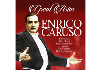 Enrico Caruso - Great Arias - (Vinyl)