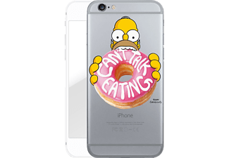 FINOO Homer Cant Talk Eating Handyhülle, Mehrfarbig, passend für Apple iPhone 6/6S