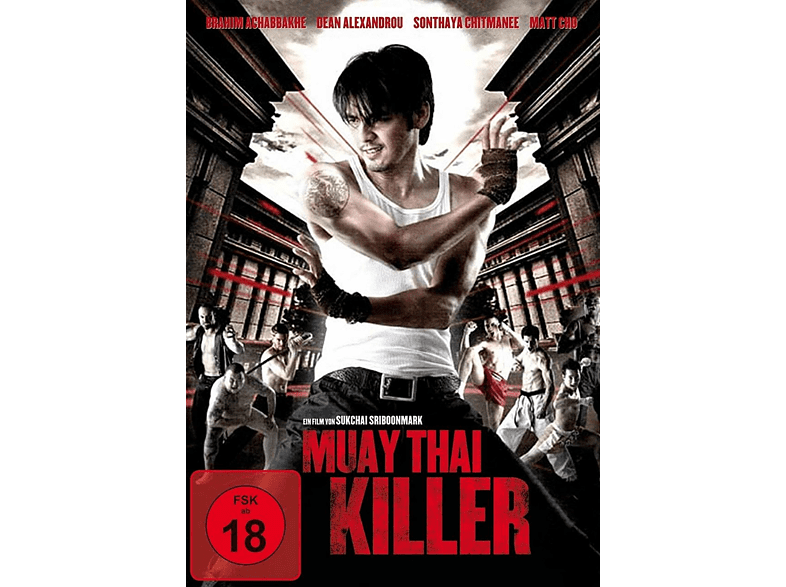 Muay Thai Killer [DVD]