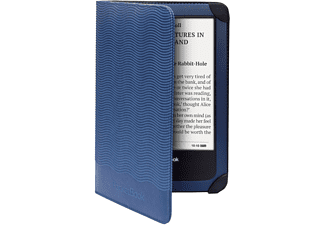 POCKETBOOK Schutzhülle Breeze für Pocketbook eBook Reader, blau (PBPUC640BL)
