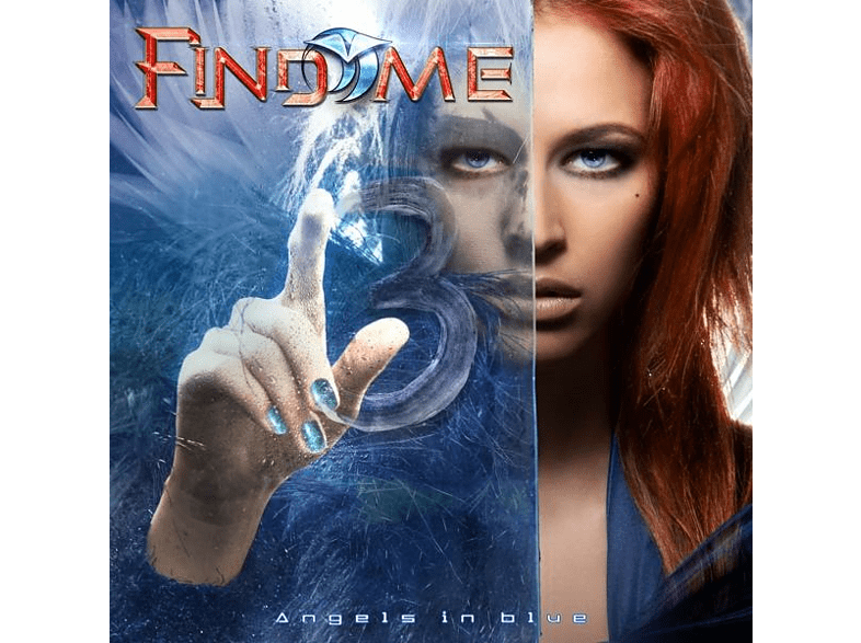 Find Me - Angels In Blue [CD]