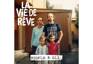 Bigflo & Oli - La Vie De Rêve (LTD) CD